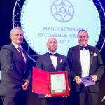 Dwukrotny zdobywca nagrody CEE Manufacturing Excellence Award - Tom Listowski.