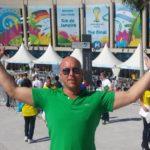 Finał Mistrzostw Świata w Piłce Nożnej w Rio de Janeiro. - Tego nie mogłem przegapić - mówi Tom.