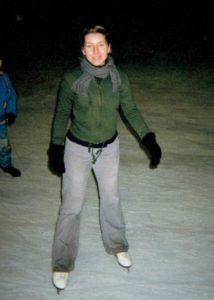 - Chciałam uprawiać łyżwiarstwo figurowe zawodowo - mówi Anna Bartoszewicz-Wnuk