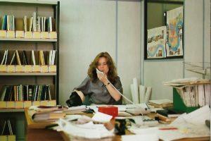 Monika Dębska w Londynie - pierwsze biurko, pierwsza praca i pierwszy duży projekt