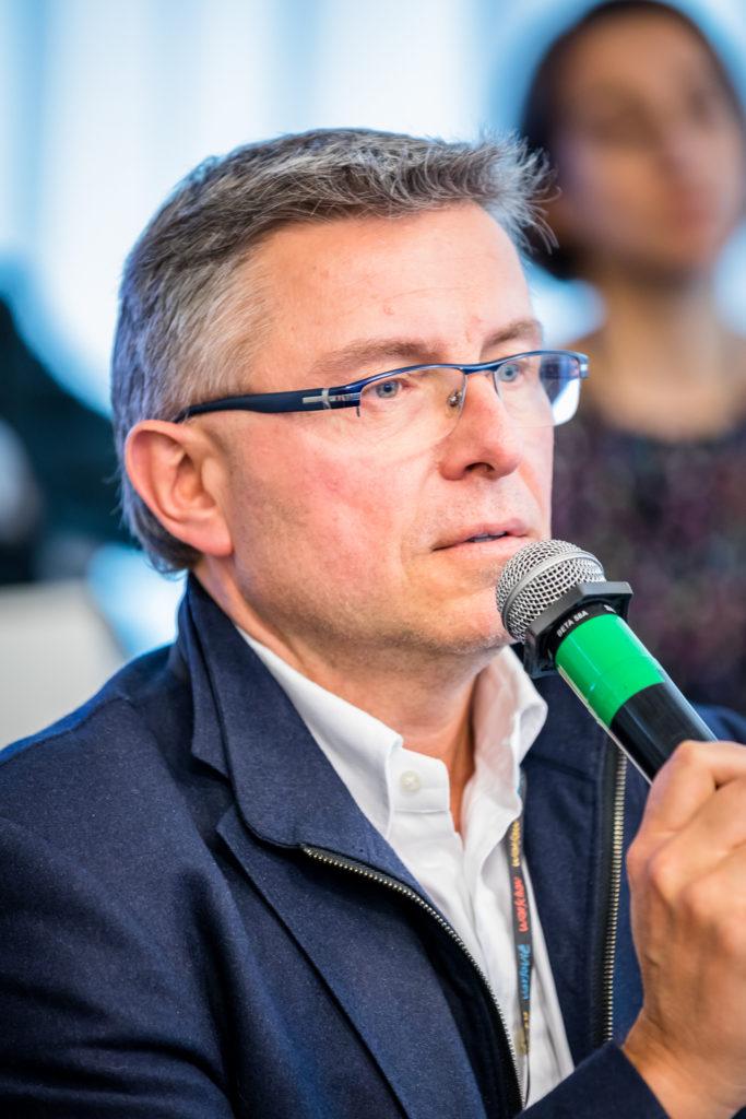 Bogdan Zasada, prezes firmy Strabag Real Estate