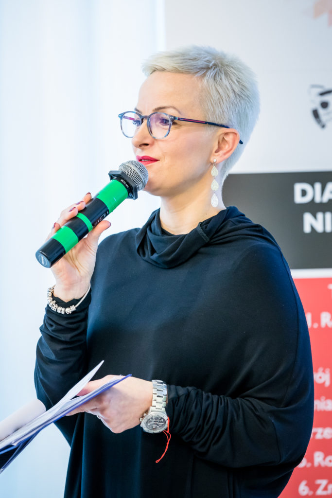 Grażyna Błaszczak, moderator dyskusji, Nieruchomości z górnej półki