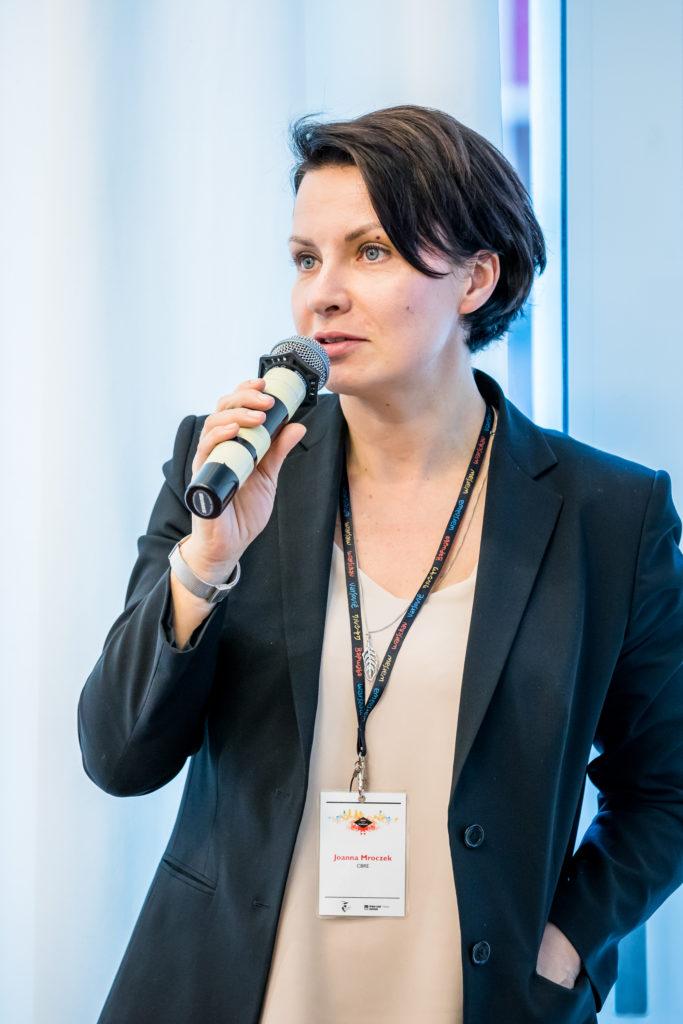 Joanna Mroczek, dyrektor, CBRE