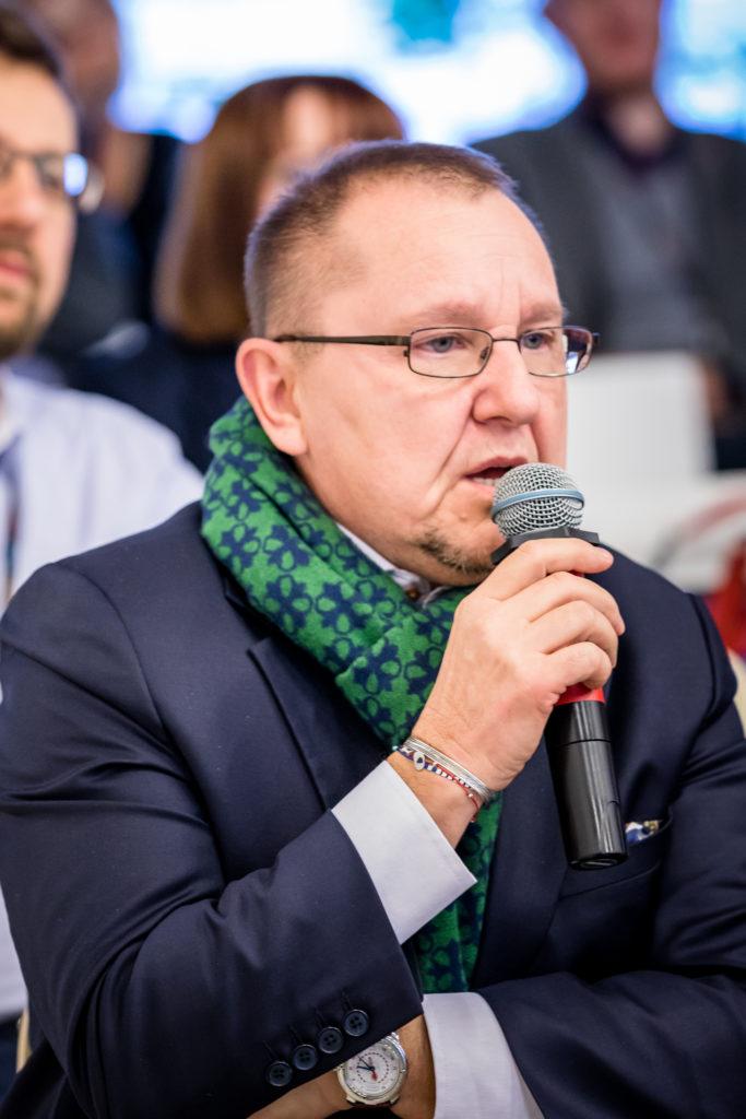 Maciej Wróblewski, wiceprezes zarządu firmy Apsys Polska