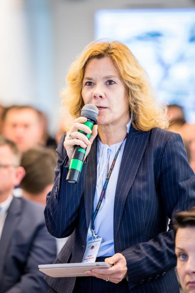 Monika Dębska – Pastakia, prezes firmy Knight Frank
