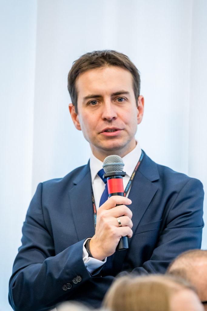 Piotr Staniszewski, partner w Kancelarii Dentons