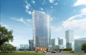 Doradcy z firmy Cresa Polska reprezentowali najemcę – mBank, który wynajął prawie całą wieżę Mennica Legacy Tower
