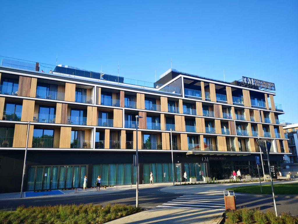 Nowa twarz architektury Władysławowa