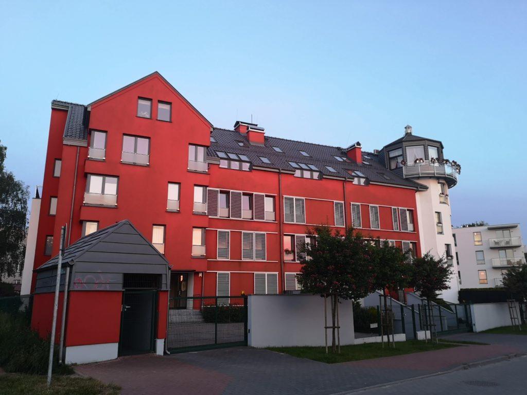 Władysławowo - jedna z pierwszych rozpoznawalnych inwestycji