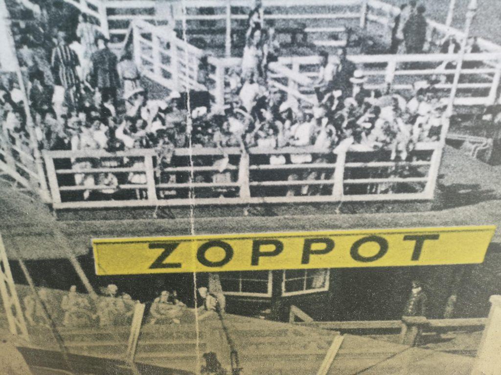 Zoppot - przed drugą wojną światową